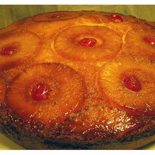 Pineapple Upsidedown Cake.