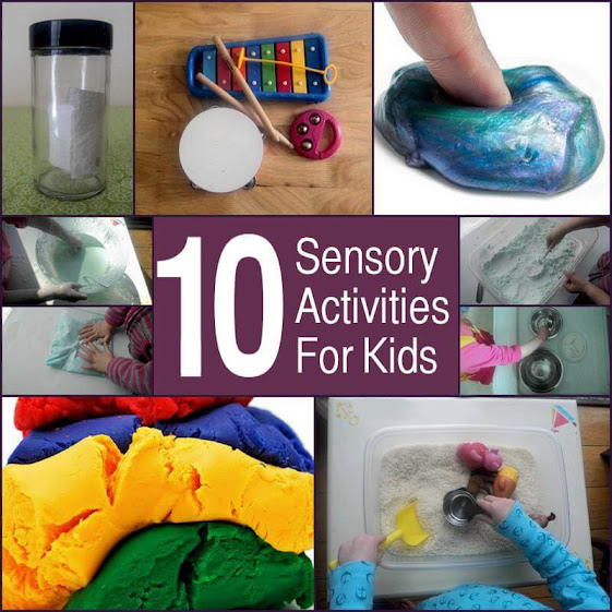 10 Sensory Activities For Toddlers
