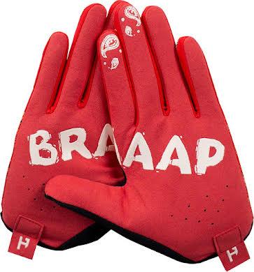 Handup Gloves Most Days Glove - Braaap Paisley alternate image 0