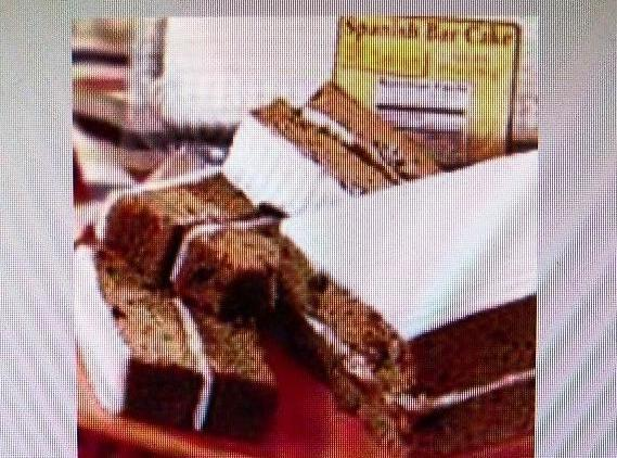 The  A & P Original Spanish  Bar Cake ! Recipe