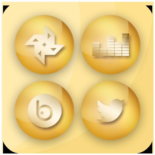 aureate Icon Pack