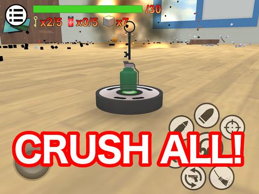 Télécharger Crazy Cleaning Crush Simulator apk mod screenshots 5