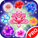 Flowers Blast 2019 – Blossom Match 3 Game icon