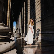 Wedding photographer Ira Panich (irapanych). Photo of 11.01.2017