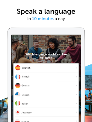 busuu: Learn Languages - Spanish, English & More screenshot for Android