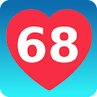 心跳心率計-免費隨時随地量心率 icon