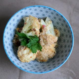 Cauliflower Scallop