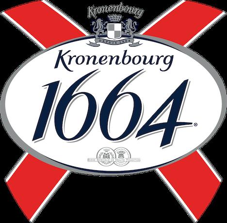 Logo of Kronenbourg 1664