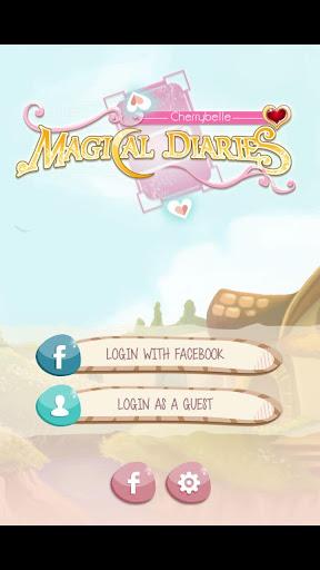 Cherrybelle Magical Diaries