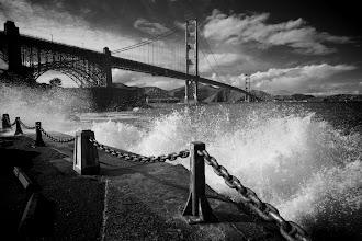 Photo: Celebrating 75th anniversary on May 27, 2012.  #goldengatebridge #75thanniversary #ggb75 #sanfrancisco #bridge
