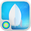 Cloudy Nights - Hola Theme icon
