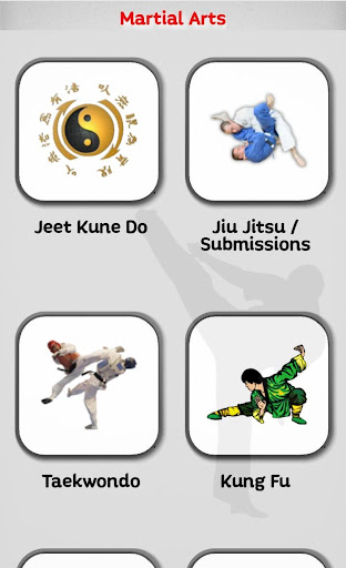 Martial Arts - Training and workouts 2.76 Screenshots 6