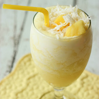 Pina Colada Smoothie Coconut Water Recipes.