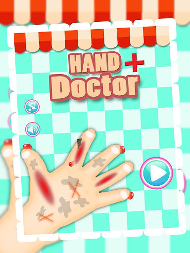 Kids Hand Doctor Treatment