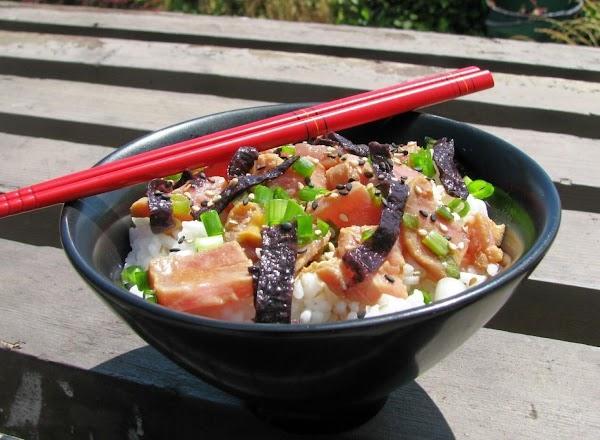Tekka Don  (easy Tuna Bowl) Recipe