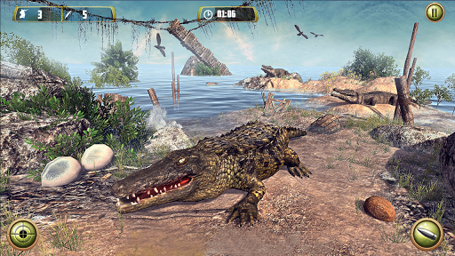 Crocodile Hunt and Animal Safari Shooting Game 2.0.071 screenshots 4