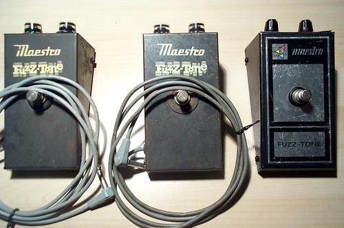 Primeiro pedal Rock n Roll - maestro