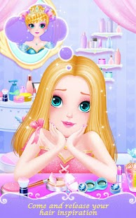Sweet Princess Hair Salon- screenshot thumbnail