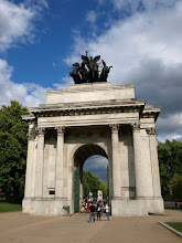 Photo: Wellington Arch, nr Hyde Park tube station