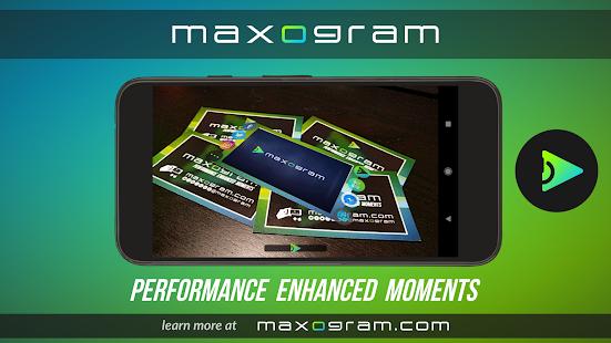 Maxogram - náhled