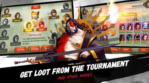 Legends of 100 Heroes screenshot 7
