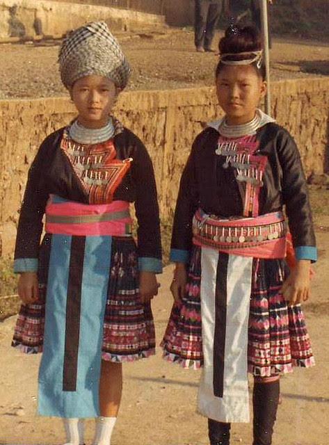 Hmong textile art