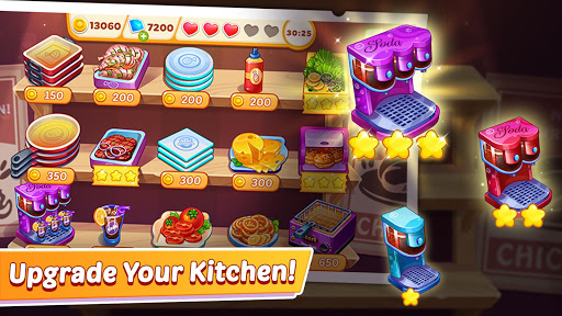 Crazy Cooking - Restaurant Fever Cooking Games 1.1.60 screenshots 7