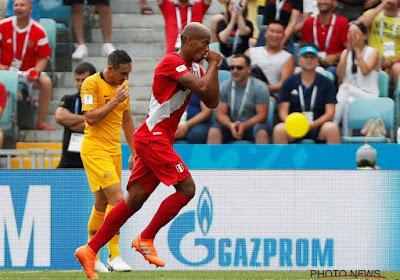 Le Pérou quitte la Coupe du Monde la tête haute