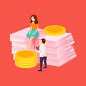 ซุปเปอร์วอลเล็ท:Instant and fast loan icon