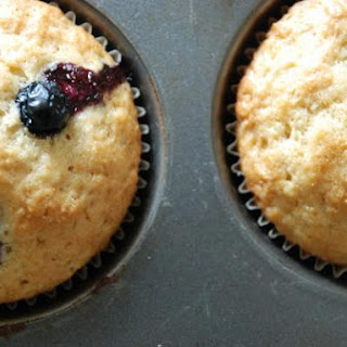Zomppa's Blueberry Muffins.