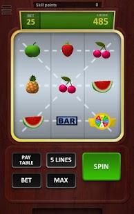 Fruity Cut Slot - náhled