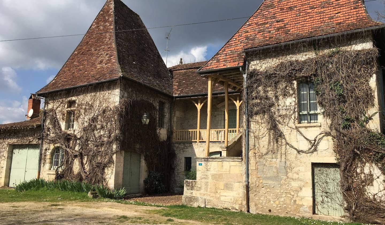 Propriété avec jardin Antonne-et-Trigonant