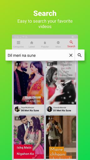 Full Screen Video Status 2019 - VidFly 1.5 screenshots 7
