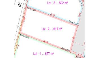 terrain à Laduz (89)