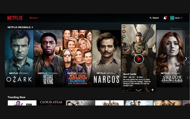 Netflix++ - Chrome Web Store