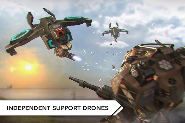 Robot Warfare Screenshot Image