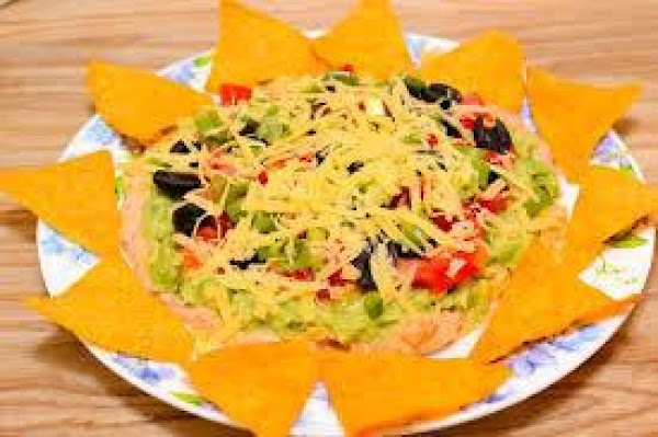 T.g.i. Friday's 9 Layer Dip Recipe