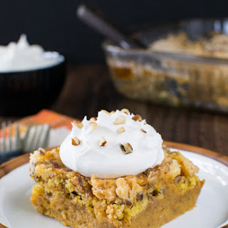Easy Pumpkin Crunch Cobbler