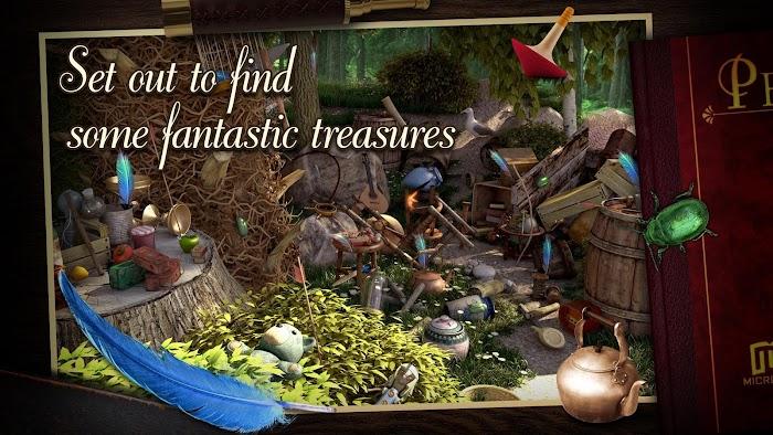 Peter & Wendy in Neverland- screenshot