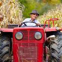 Farmer Tractor icon