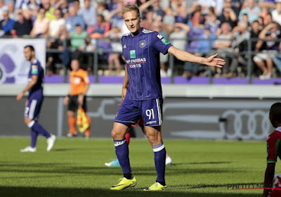 """L'agent de Teo calme le jeu: """"Je vous garantis qu'il va rester à Anderlecht"""""""