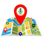 GPS Voz  Navegación Aplicación - Consejo icon