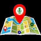 Smart GPS Voice Navigation-Route Finder & Compass icon