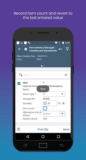mInventory - Mobile Inventory & WM Solution 7.4.0 build 486 screenshots 4