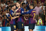 Zit het seizoen van Barcelona-winger er op?