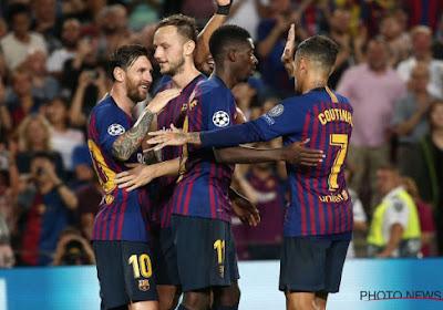 Le Barça récupère un joueur important en vue du match face à Manchester United