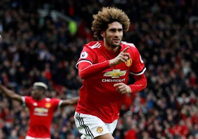 'Groeiende nervositeit bij Manchester United over Marouane Fellaini'
