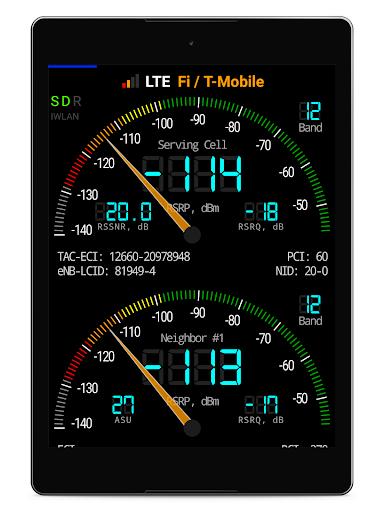 Network Cell Info Lite screenshot 8