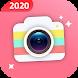 Beauty Camera Plus– Sweet Selfie ♥ Makeup Editor