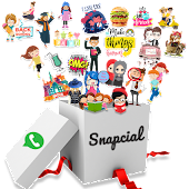 Stickers for Whatsapp - WAStickerApps